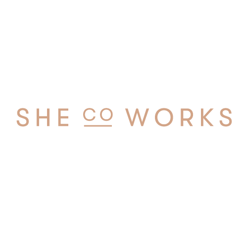 Client LOGO- SHE WORKS